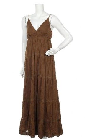 Φόρεμα By Malene Birger, Μέγεθος S, Χρώμα Καφέ, 65% βισκόζη, 35% βαμβάκι, Τιμή 68,66€