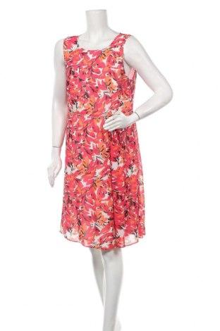 Šaty  Charles Vogele, Velikost XL, Barva Vícebarevné, Polyester, Cena  370,00Kč