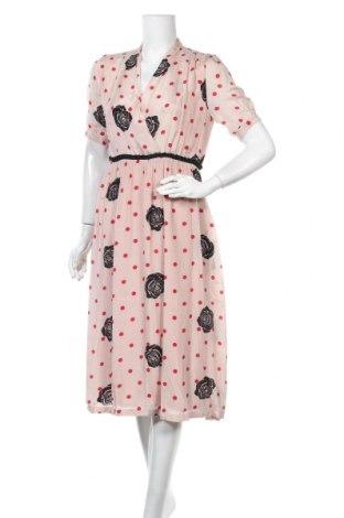 Φόρεμα Diesel, Μέγεθος S, Χρώμα Ρόζ , Βισκόζη, Τιμή 32,38€