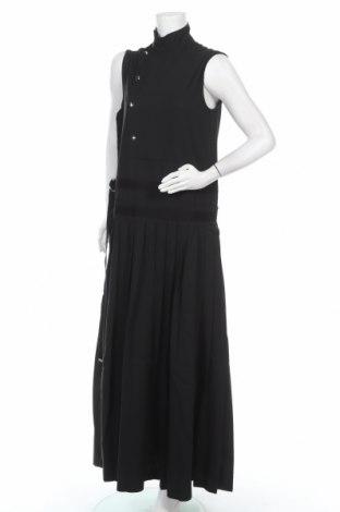 Φόρεμα Diesel Black Gold, Μέγεθος L, Χρώμα Μαύρο, 55% πολυεστέρας, 45% μαλλί, Τιμή 150,39€