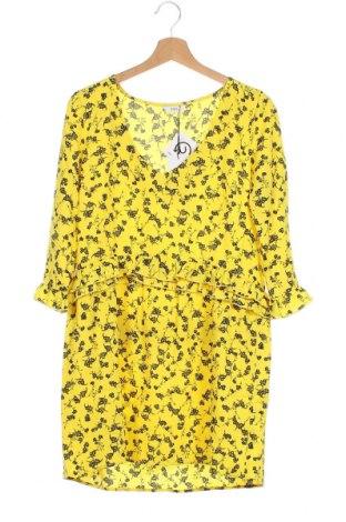 Φόρεμα Envii, Μέγεθος XS, Χρώμα Κίτρινο, Πολυεστέρας, Τιμή 17,32€