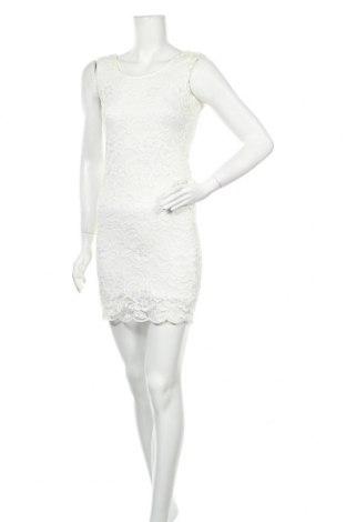 Φόρεμα H&M, Μέγεθος S, Χρώμα Λευκό, 96% πολυαμίδη, 4% ελαστάνη, Τιμή 15,77€