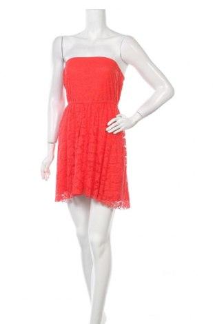 Φόρεμα Hollister, Μέγεθος S, Χρώμα Κόκκινο, 89% πολυαμίδη, 11% ελαστάνη, Τιμή 9,90€