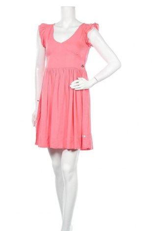 Рокля Lois, Размер S, Цвят Розов, Вискоза, Цена 23,43лв.