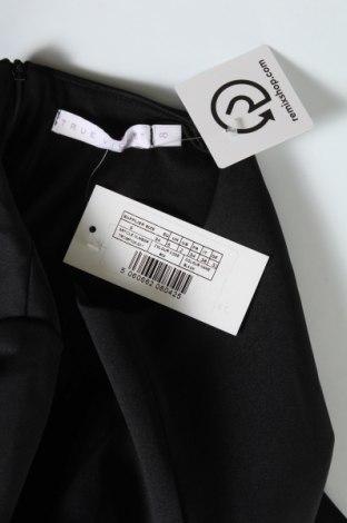 Рокля True Violet, Размер XS, Цвят Черен, 95% полиестер, 5% еластан, Цена 25,72лв.
