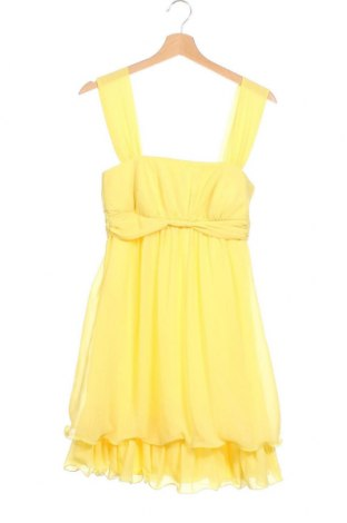 Рокля Vera Mont, Размер XXS, Цвят Жълт, Полиамид, Цена 35,49лв.