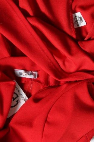 Рокля Wal G, Размер M, Цвят Червен, 92% полиестер, 8% еластан, Цена 55,50лв.