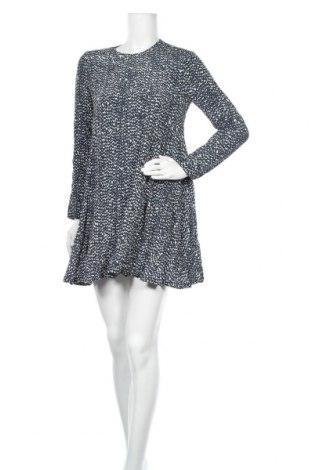 Рокля Zara, Размер M, Цвят Син, Цена 30,35лв.