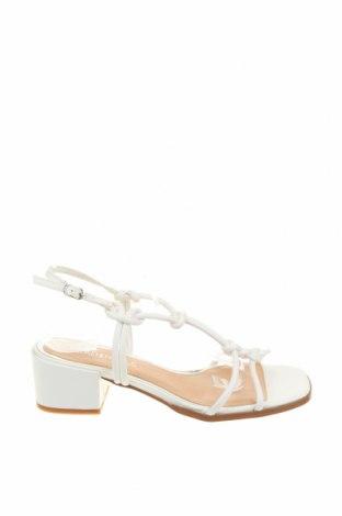 Σανδάλια Head Over Heels, Μέγεθος 40, Χρώμα Λευκό, Δερματίνη, Τιμή 19,56€