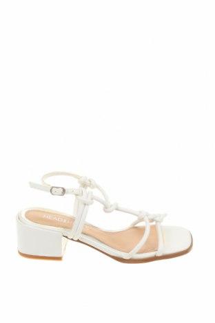 Σανδάλια Head over heels by Dune, Μέγεθος 36, Χρώμα Λευκό, Δερματίνη, Τιμή 26,68€