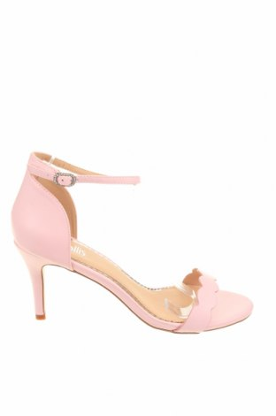 Сандали Wallis, Размер 41, Цвят Розов, Еко кожа, Цена 29,04лв.