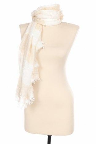 Κασκόλ Blanco, Χρώμα Εκρού, 96% βισκόζη, 4% μεταλλικά νήματα, Τιμή 7,94€