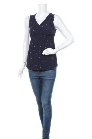 Блуза за бременни H&M Mama, Размер M, Цвят Син, Вискоза, Цена 17,85лв.