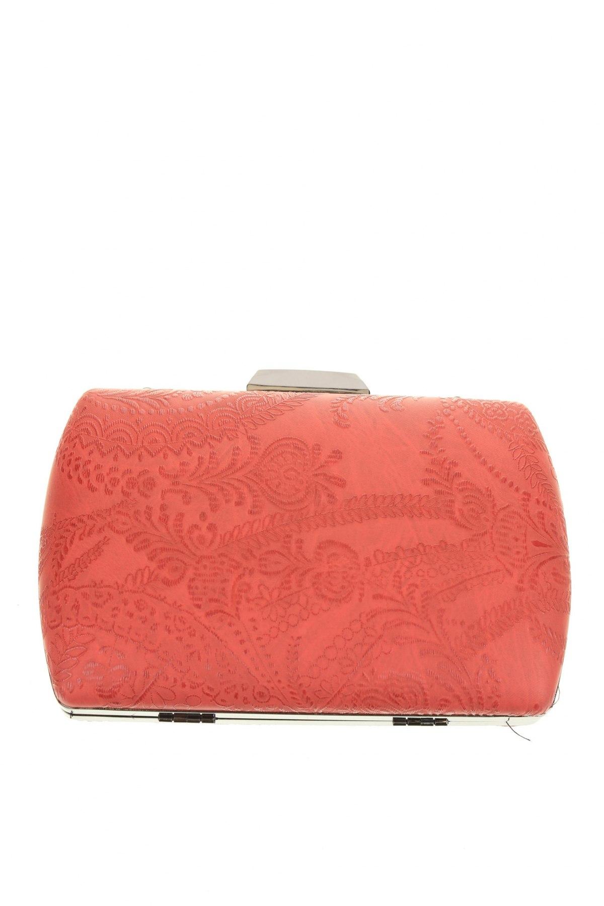 Дамска чанта Verde, Цвят Червен, Еко кожа, Цена 12,98лв.