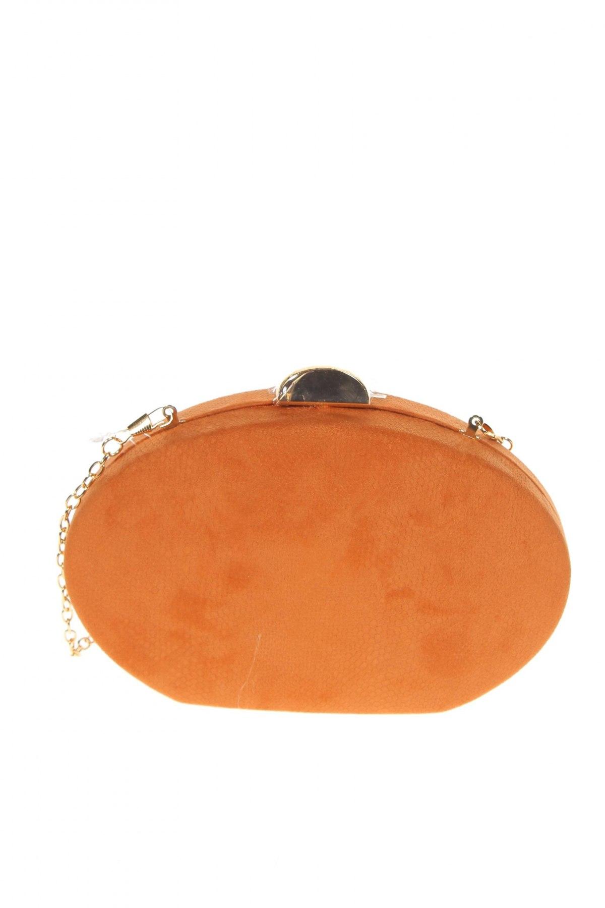 Дамска чанта Verde, Цвят Кафяв, Текстил, Цена 12,42лв.