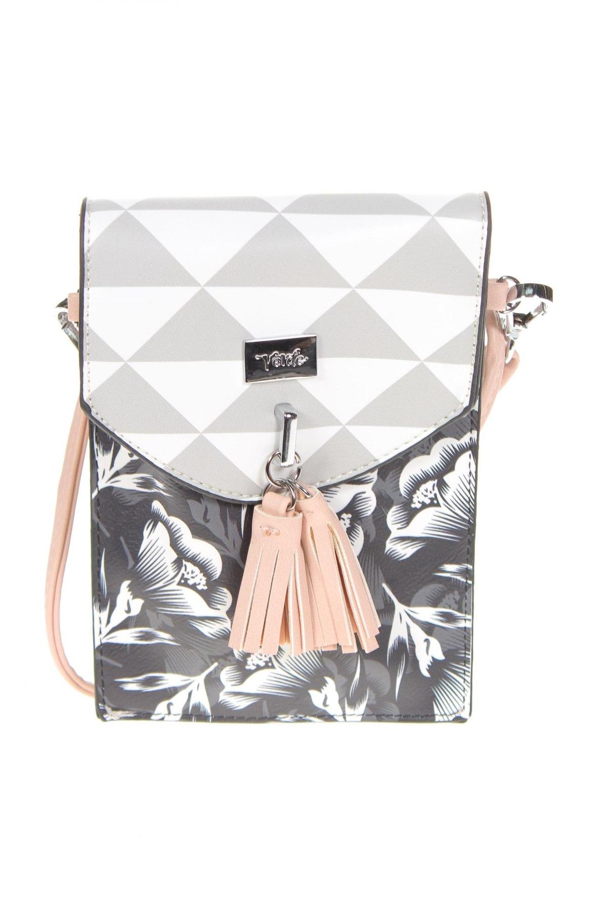 Дамска чанта Verde, Цвят Многоцветен, Еко кожа, Цена 7,80лв.