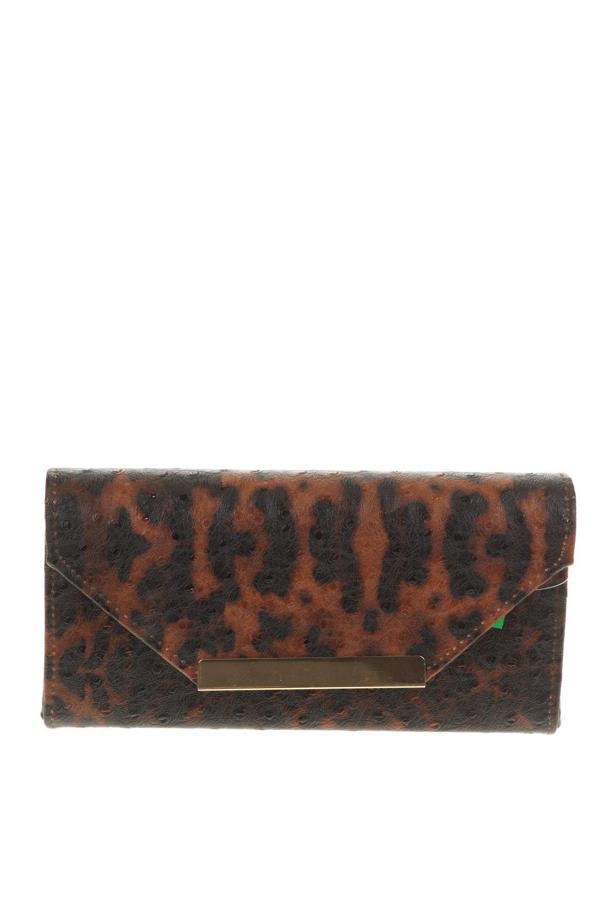Дамска чанта Verde, Цвят Кафяв, Еко кожа, Цена 9,80лв.