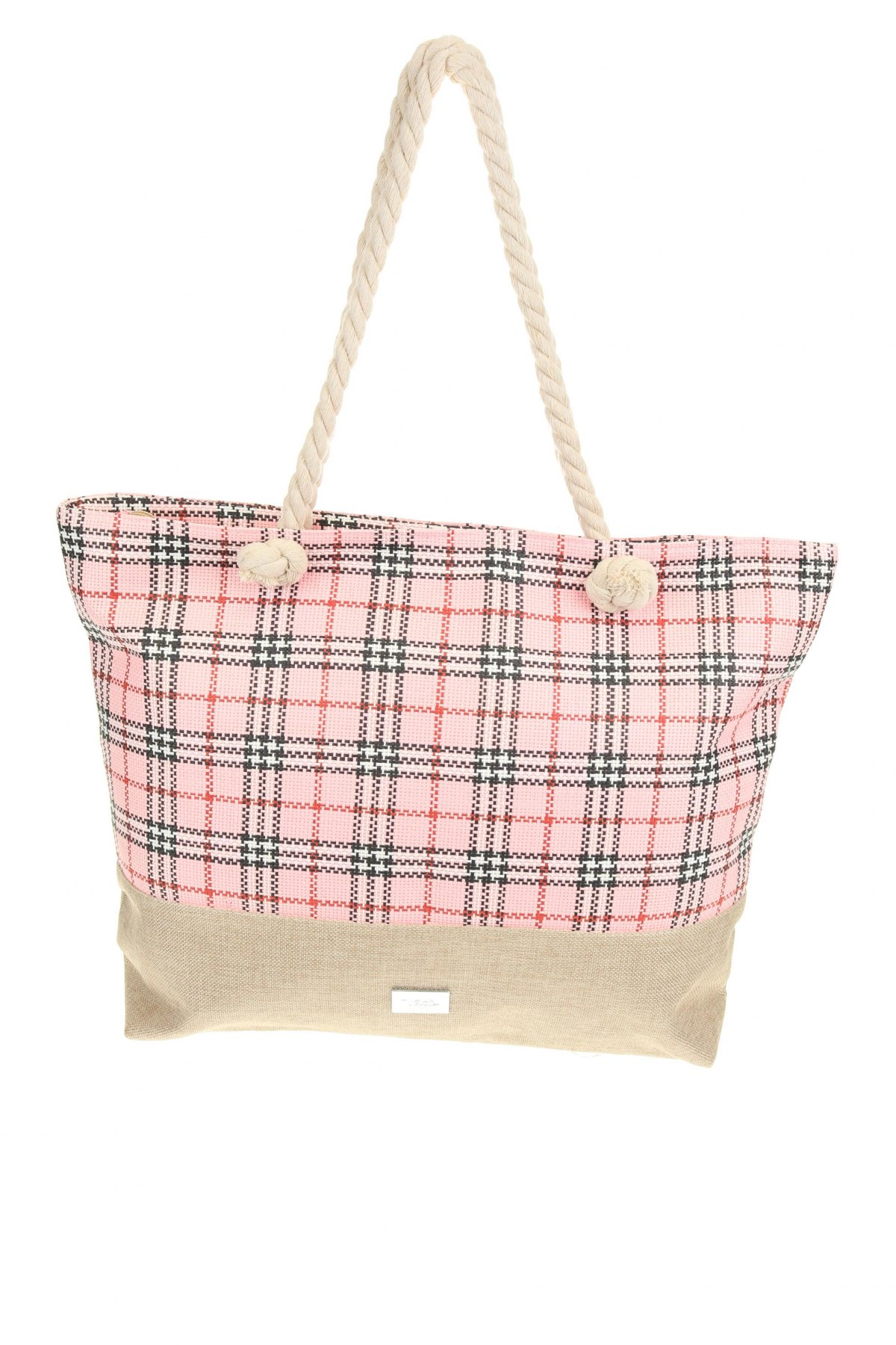 Чанта Verde, Цвят Розов, Други тъкани, Цена 21,78лв.