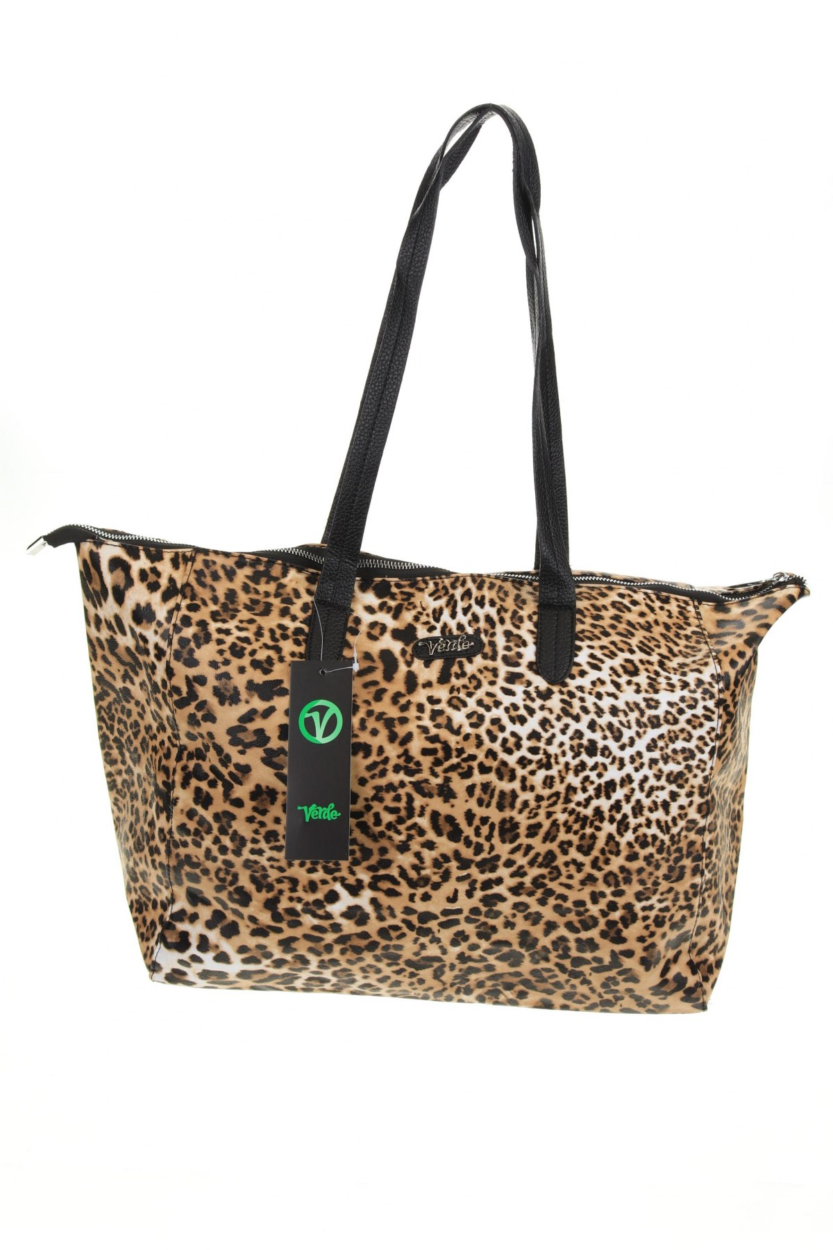 Дамска чанта Verde, Цвят Многоцветен, Еко кожа, Цена 59,25лв.