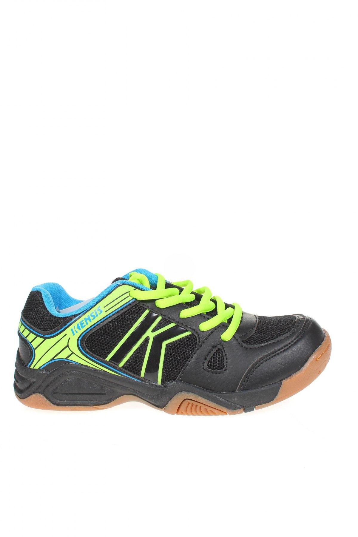 Детски обувки, Размер 35, Цвят Черен, Еко кожа, текстил, Цена 24,10лв.