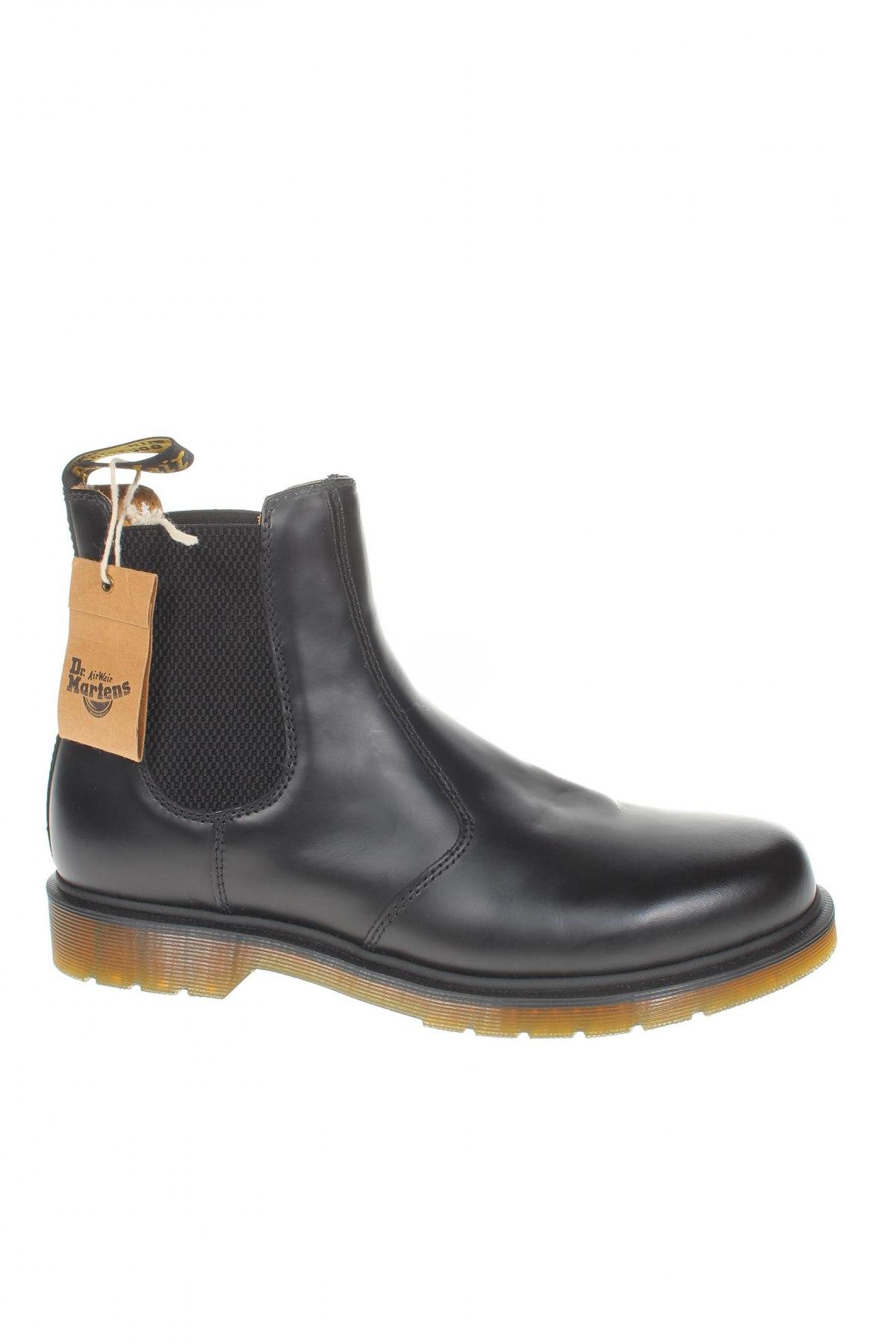Мъжки обувки Dr. Martens, Размер 45, Цвят Черен, Естествена кожа, Цена 339,00лв.