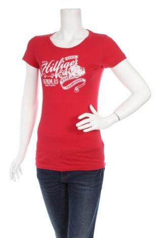Damski T-shirt Hilfiger Denim