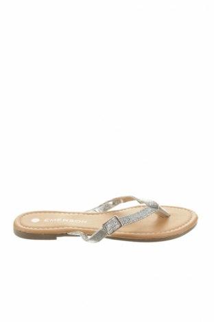 Παιδικά παπούτσια Emerson, Μέγεθος 20, Χρώμα Ασημί, Δερματίνη, Τιμή 4,02€