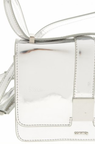 Damen Taschen Comma, Silber