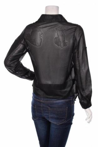Γυναικείο πουκάμισο, Μέγεθος S, Χρώμα Μαύρο, Τιμή 12,37€