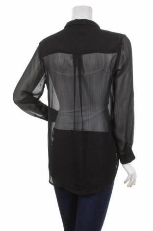 Γυναικείο πουκάμισο Emerson, Μέγεθος M, Χρώμα Μαύρο, Τιμή 16,70€