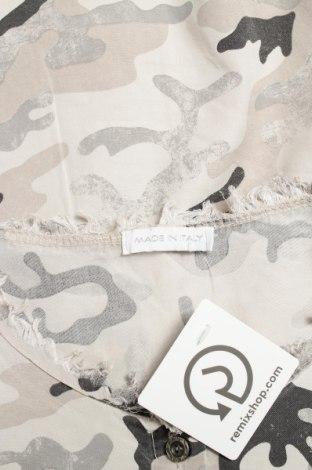 Γυναικείο πουκάμισο Made In Italy, Μέγεθος L, Χρώμα  Μπέζ, Τενσελ, Τιμή 15,98€
