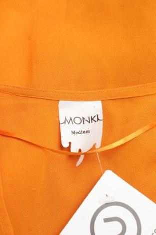 Γυναικείο πουκάμισο Monki, Μέγεθος M, Χρώμα Πορτοκαλί, Τιμή 12,37€