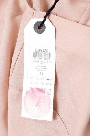 Γυναικείο πουκάμισο Only, Μέγεθος M, Χρώμα Ρόζ , Πολυεστέρας, Τιμή 32,99€