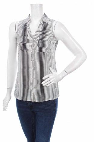 Γυναικείο πουκάμισο Portmans, Μέγεθος XS, Χρώμα Λευκό, Πολυεστέρας, Τιμή 9,90€