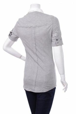 Γυναικείο πουκάμισο Powell, Μέγεθος L, Χρώμα Γκρί, 95% βαμβάκι, 5% ελαστάνη, Τιμή 12,37€