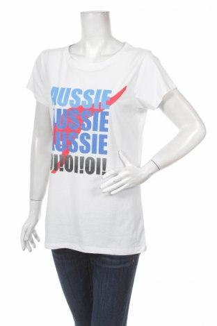 Damski T-shirt Crane