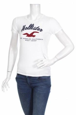 Damski T-shirt Hollister