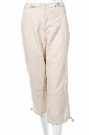 Дамски панталон Friends, Размер M, Цвят Бежов, 100% полиестер, Цена 5,06лв.