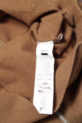 Дамски суичър, Размер S, Цвят Зелен, 100% памук, Цена 22,40лв.