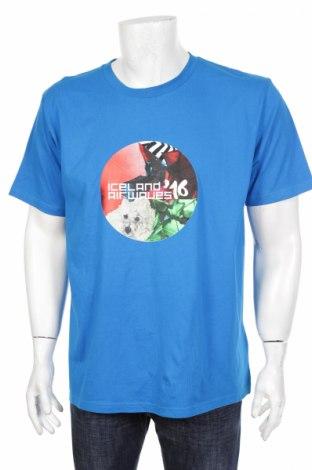 Męski T-shirt Earth Positive