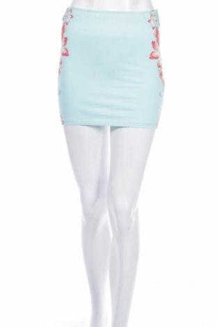 Пола Bershka, Размер M, Цвят Многоцветен, 95% памук, 5% еластан, Цена 7,18лв.