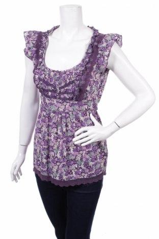 Дамска блуза Oasis, Размер S, Цвят Многоцветен, Памук, Цена 5,50лв.