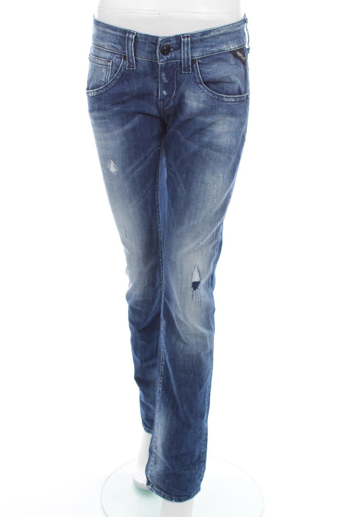 Dámské džíny Replay - koupit za vyhodné ceny na Remix -  101248407 7bcdbf260f