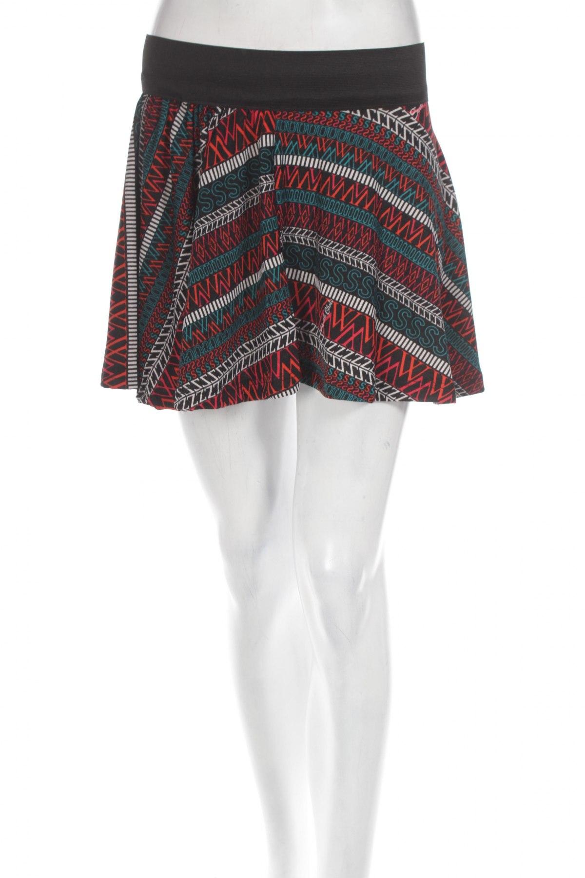 Φούστα Sarah Chole, Μέγεθος S, Χρώμα Πολύχρωμο, 92% πολυεστέρας, 8% ελαστάνη, Τιμή 3,40€