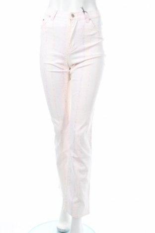 Дамски дънки PLOUMANAC'H, Размер S, Цвят Многоцветен, 75% памук, 23% полиестер, 2% еластан, Цена 33,83лв.