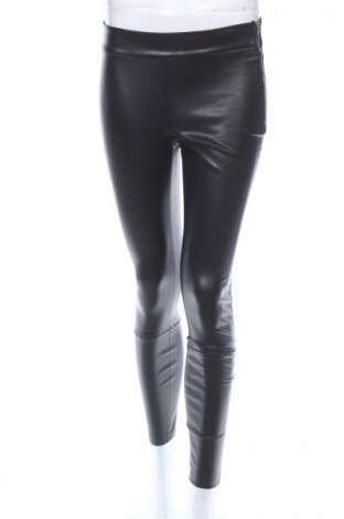 Pantaloni de piele pentru damă Boss
