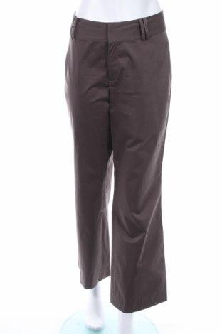 Дамски панталон Banana Republic, Размер L, Цвят Сив, 97% памук, 3% еластан, Цена 10,22лв.