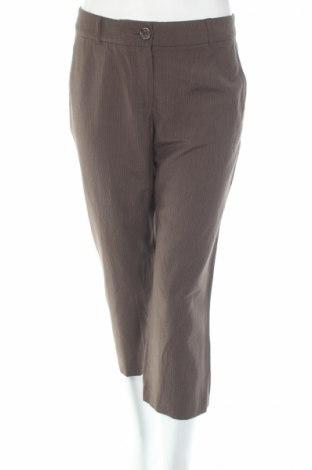 Дамски панталон Bandolera, Размер S, Цвят Кафяв, 52% вълна, 24% памук, 22% рамия, 2% полиестер, Цена 12,48лв.