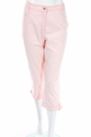 Дамски панталон Biba, Размер M, Цвят Розов, 97% памук, 3% еластан, Цена 6,56лв.