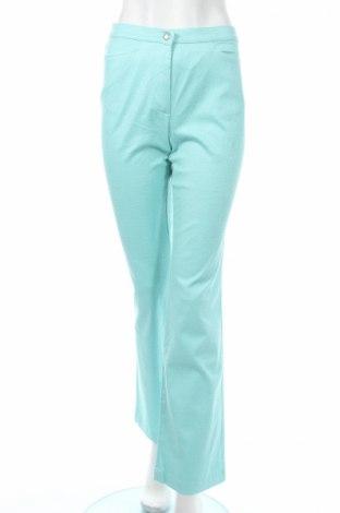 Дамски панталон PLOUMANAC'H, Размер M, Цвят Син, 98% памук, 2% еластан, Цена 43,06лв.